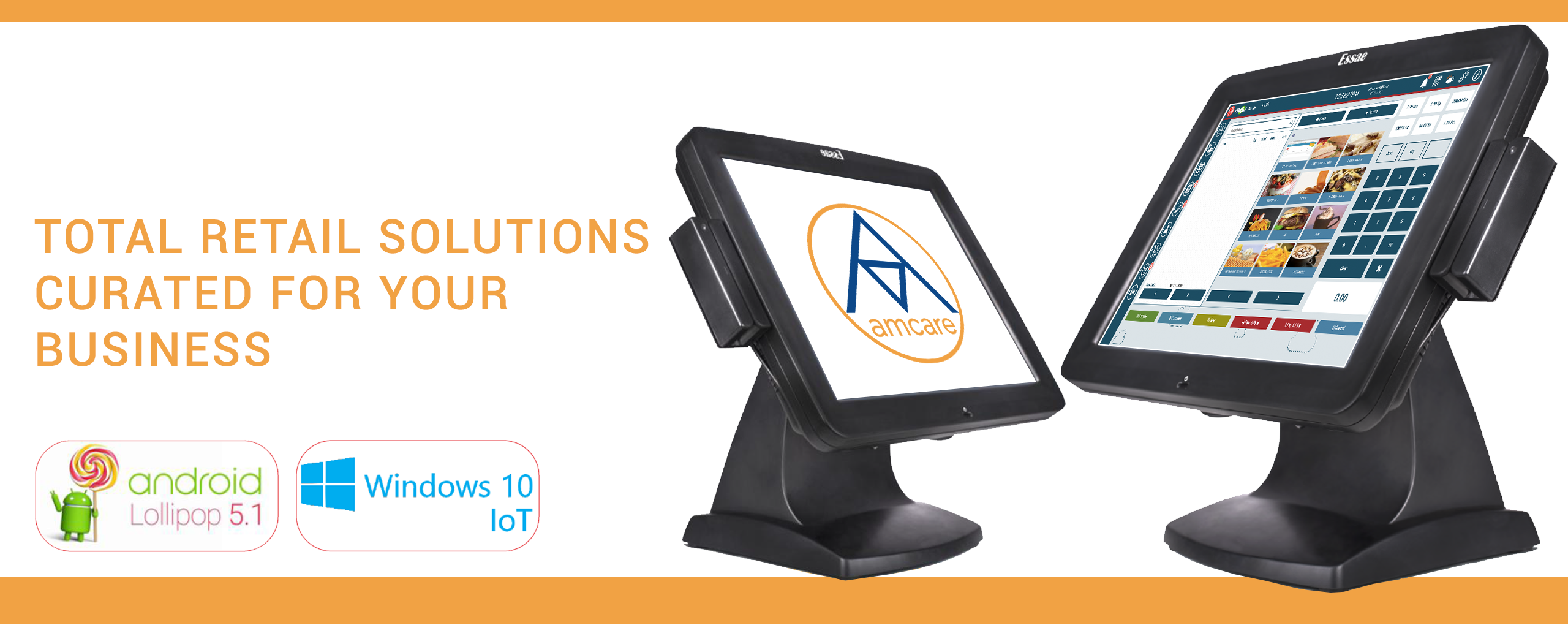 Amcare Corporation - Best POS hardware solution providers in